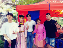 Yongin University Festival of Daedongje